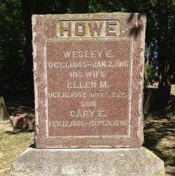 Wesley Edgar Howe