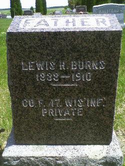 Lewis Hubert Burns