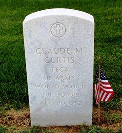 Claude Milford Curtis