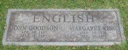 John Goodson English