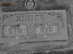 Bessie Hinich
