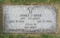 James J Derr