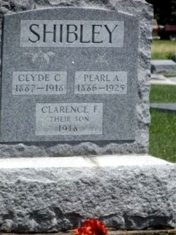 Clyde Clarence Shibley