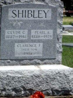 Clarence F Shibley