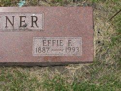 Effie Fadelia <I>Doolittle</I> Greiner