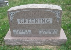 Carrie L <I>Rice</I> Greening