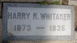 Harry R. Whitaker