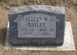 Albert Wilson Bailey