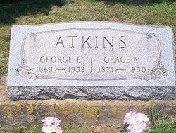 "George E ""Pete"" Atkins"