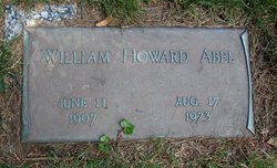 William Howard Abel