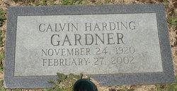 Calvin Harding Gardner