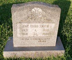 Jesse Fay <I>Tubb</I> Smith