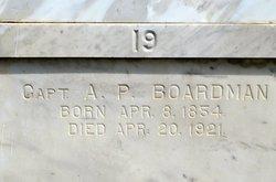 Capt A Paul Boardman