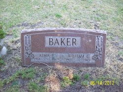 Alma R Baker