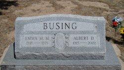 Albert Dietrich Busing