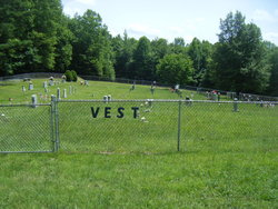 Anderson Vest Cemetery