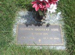 Stephen Douglas Ashe
