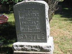Amanda F. <I>Bartholomew</I> Castle