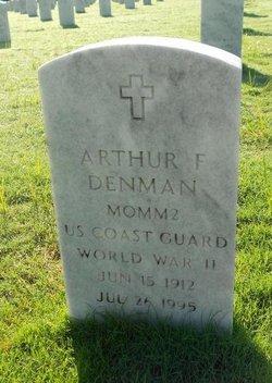 Arthur Frederick Denman