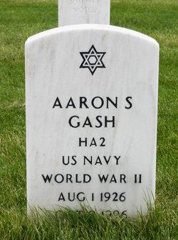 Aaron S Gash