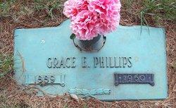 Grace Eleanor <I>Turner</I> Phillips