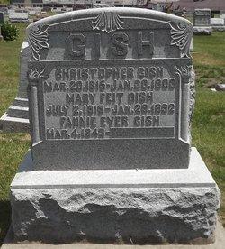 Dr Christopher Gish (1815-1903) - Find A Grave Memorial