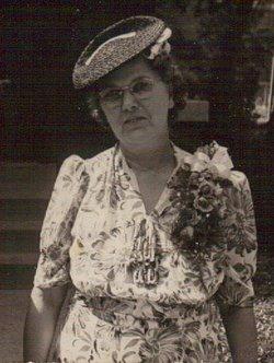 Mary M <I>Behnke</I> Spetz