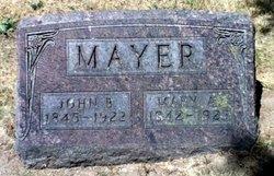 Mary Anna <I>Bachman</I> Mayer