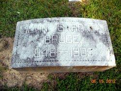 Alvin Gardner Bruce