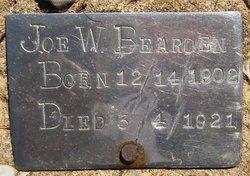 Joe W Bearden