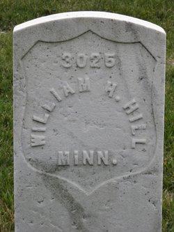 Pvt William H. Hill