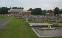Church at Carrollton Cemetery