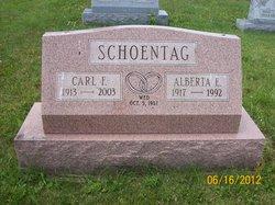 Carl F. Schoentag