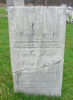 Daniel White Jr.