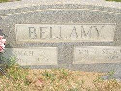 "Mila Selma ""Miley"" <I>Lee</I> Bellamy"