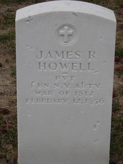 James R Howell