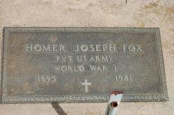 Homer Joseph Fox