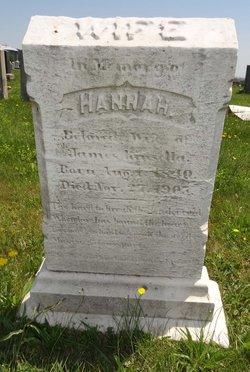 Hannah <I>Moffet</I> Kinsella