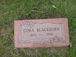 Cora Allie <I>Clubb</I> Blackburn