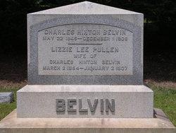 Lizzie Lee <I>Pullen</I> Belvin