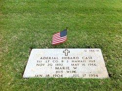 Aderial Hebard Case