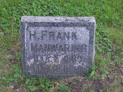 H Frank Manwaring
