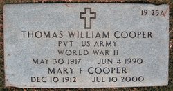 Thomas William Cooper