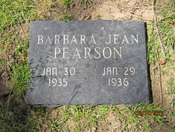 Barbara Jean Pearson