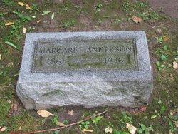 Margaret B. <I>Roach</I> Anderson