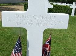 FltO Curtis Charles Mosier