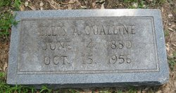 Ellis Augustus Oualline Sr.