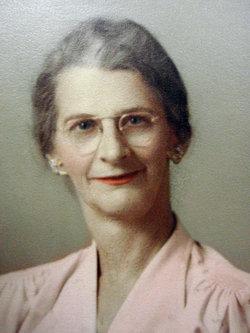 "Mary Monard ""Mollie"" <I>Cubitt</I> Bodmer"