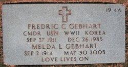 Fredric C Gebhart