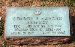 Gordon E Hawkins